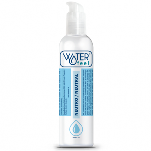 WATERFEEL LUBRICANTE NATURAL 150ML EN IT NL FR DE - Imagen 1