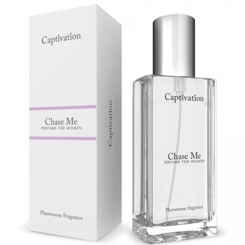 CAPTIVATION CHASE ME PERFUME CON FEROMONAS PARA ELLA 30 ML - Imagen 1